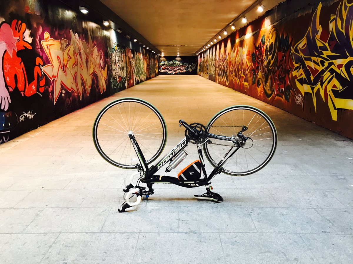 Riding Graffiti